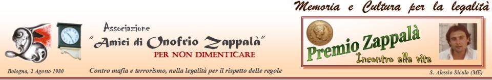 """Associazione """"Amici di Onofrio Zappalà"""""""
