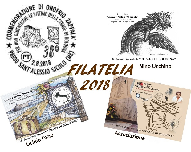 Annullo Filatelico 2018