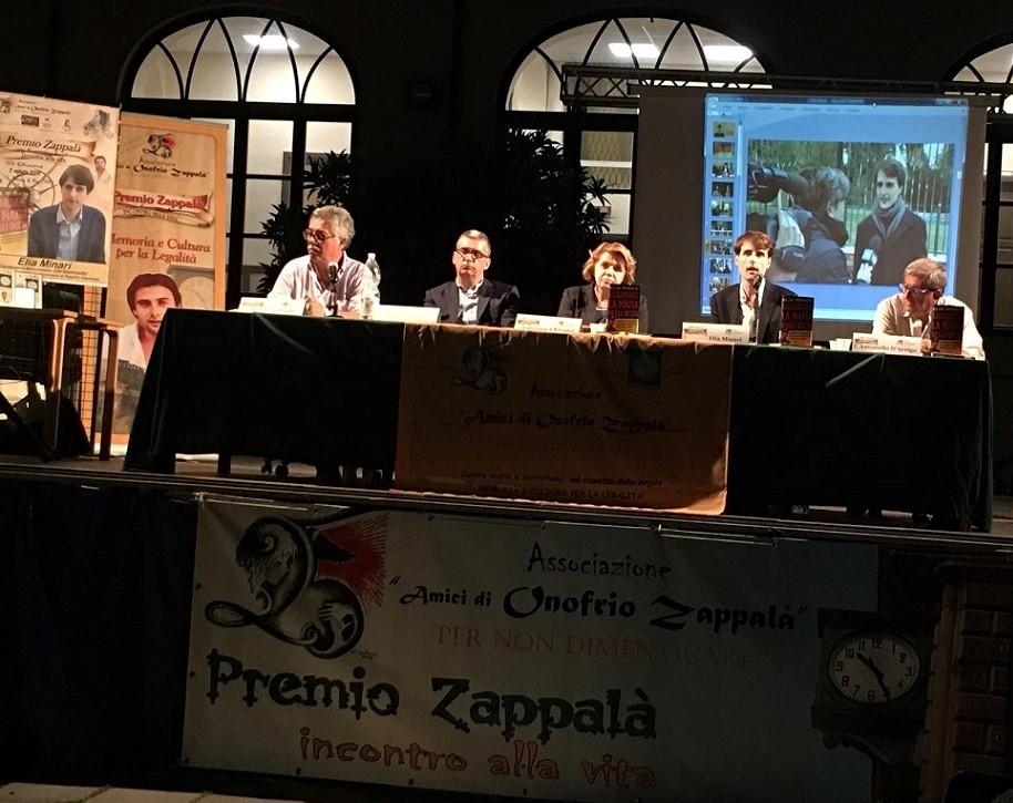 Premio Zappalà 2018 - XIII Edizione