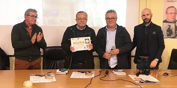 Consegnato a Giovanni Impastato il Premio Zappalà 2018