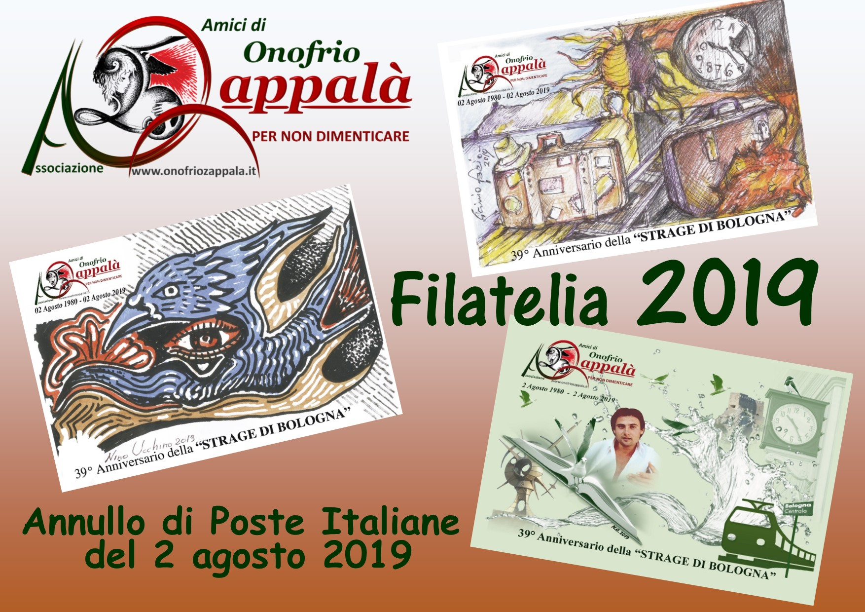 Cartoline Filateliche 2019