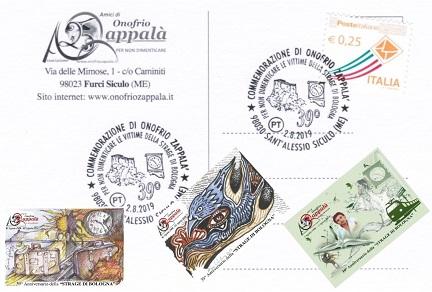 Annullo Filatelico Postale