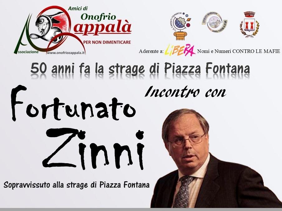 Incontri con Fortunato Zinni